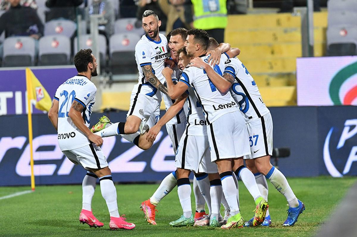Hakan'ın asist yaptığı maçta Inter deplasmanda güldü