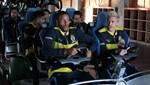 Fenerbahçeli futbolcular hızlı trene bindi