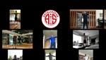 Antalyaspor yöneticileri telekonferansla spor yaptı