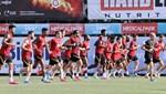 Galatasaray'da St. Johnstone maçı hazırlıkları sürdü