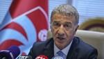 """""""Trabzonspor'umuzu zirveye beraber taşıyacağımız nice senelerimiz olsun"""""""