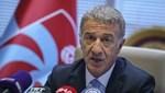 Ahmet Ağaoğlu: Hem sahada hem kasada hem masada güçlü bir Trabzonspor hedefine doğru hızla yürüyoruz