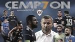 Azerbaycan'da Karabağ şampiyon ilan edildi