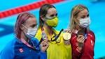 Avustralyalı Emma McKeon'dan ilk rekor