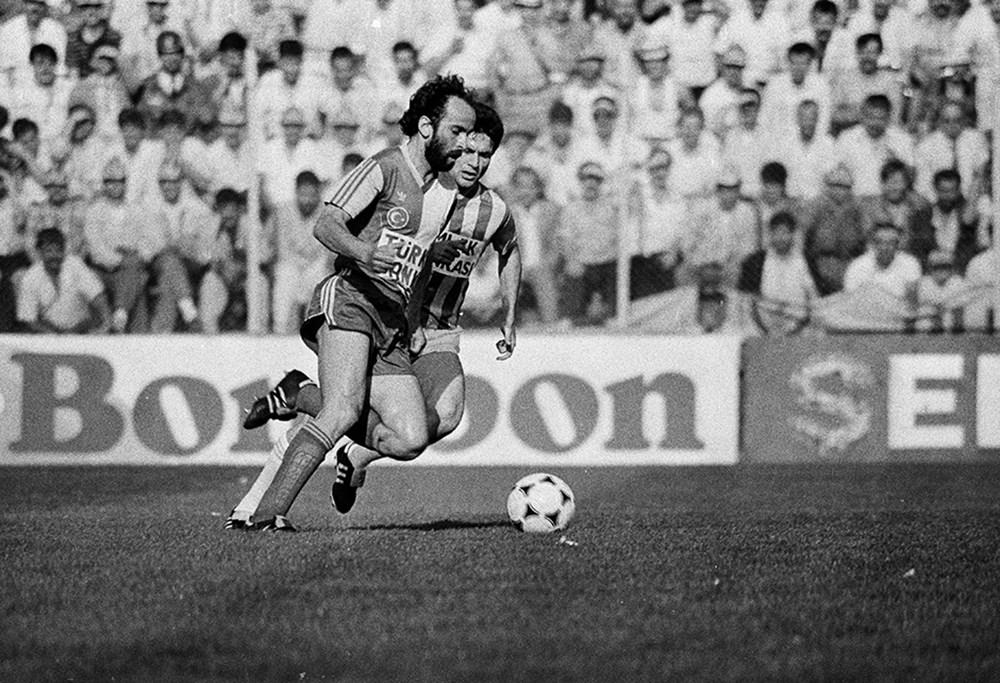 Galatasaray'ın unutulmaz futbolcusu Erhan Önal vefat etti  - 7. Foto