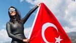 Fatma Uruk'tan dünya rekoru