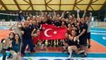 İşitme Engelliler Kadın Voleybol Takımı, Dünya şampiyonu