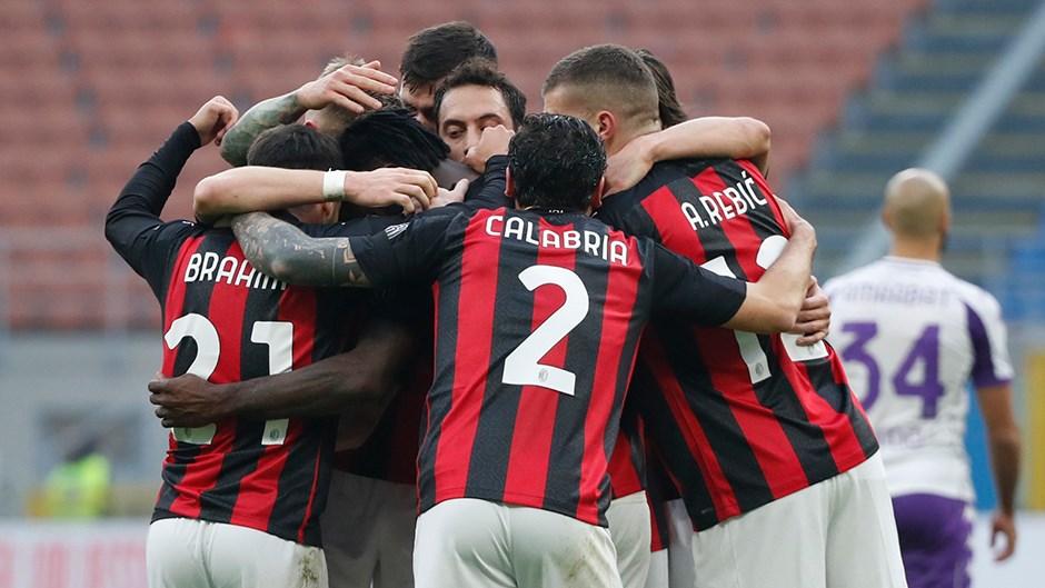 Lider Milan haftayı kayıpsız kapattı | NTVSpor.net