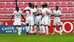 Kayseri'de kazanan Sivasspor