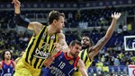 Fenerbahçe Beko derbiyi kazandı liderliğe yükseldi