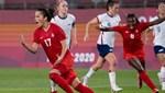 Kadınlar futbolda finalin adı İsveç - Kanada