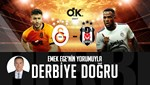"""""""Galatasaray'ın kazanmaktan başka yolu yok, Beşiktaş takım olarak önde"""""""