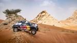 Dakar Rallisi'nde Carlos Sainz rüzgarı
