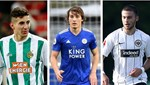 Avrupa'nın 5 büyük liginde oynayan Türk futbolcular