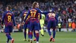 Barcelona: 2 - Getafe: 1 | Maç sonucu