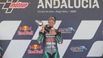 MotoGP'de Quartararo fırtınası sürüyor