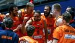 Hırvatistan: 57 - Hollanda: 65 | Maç sonucu