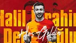 Halil Dervişoğlu resmen Galatasaray'da!
