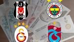 '4 Büyükler'in borcu 13 milyar Lira'yı aştı