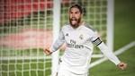 Athletic Bilbao: 0 - Real Madrid: 1 | Gol: Sergio Ramos