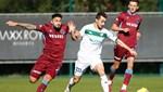 Trabzonspor-Bursaspor maçı golsüz bitti