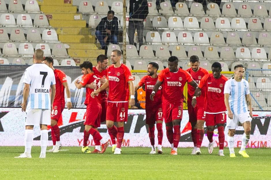 BB Erzurumspor: 0 - Ümraniyespor: 2 (Maç Sonucu) | NTVSpor.net