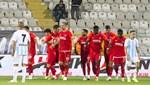BB Erzurumspor: 0 - Ümraniyespor: 2 (Maç Sonucu)