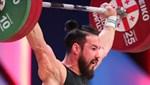 Milli halterci Daniyar İsmayilov'dan 3 altın madalya