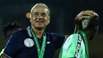 Nijerya, Gernot Rohr ile devam dedi