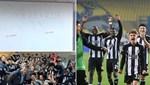Beşiktaş'tan Fenerbahçe'ye derbi göndermesi