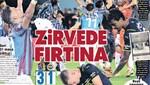 Sporun manşetleri (18 Ekim 2021)