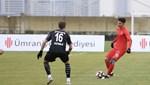 Ümraniyespor, Altay'ı tek golle geçti