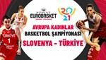 Slovenya 72 - 42 Türkiye