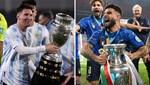 Arjantin ve İtalya Maradona için karşı karşıya