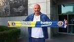Aleksandar Djordjevic, İstanbul'a geldi