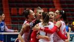Genç kızlar Avrupa şampiyonu