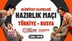 Türkiye-Rusya (Canlı İzle)