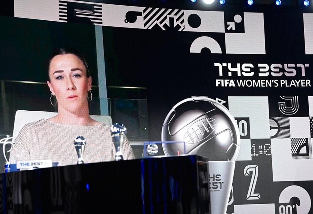 2020 FIFA En İyiler Ödülleri sahiplerini buldu  - 10. Foto