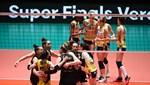 VakıfBank CEV Şampiyonlar Ligi'nde 2. oldu