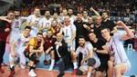 Arkas Spor: 2 - Galatasaray HDI Sigorta: 3 | Maç sonucu