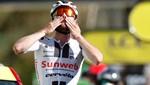 12. etabı Marc Hirschi kazandı