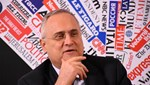 Lazio Başkanı, para cezasını taraftarlara bıraktı