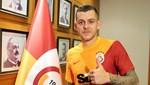 Galatasaray, Cicaldau ile 5 yıllık sözleşme imzaladı!