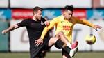 Galatasaray'da Radamel Falcao takıma döndü