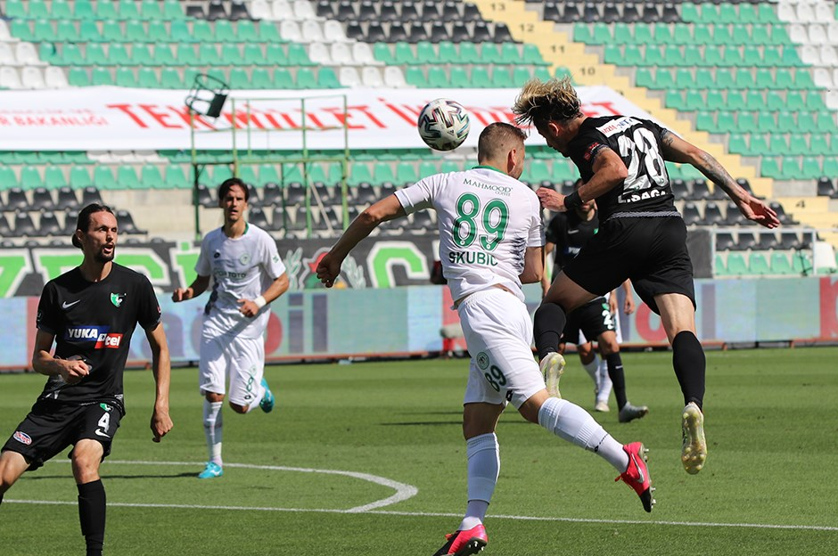 Denizlispor 0-0 Konyaspor (Maç Sonucu)   NTVSpor.net