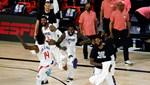 Clippers, üçlük rekoru kırarak kazandı!