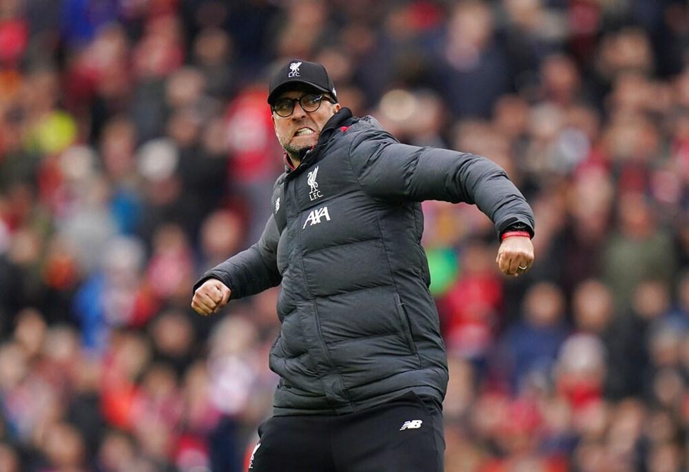 Jürgen Klopp: Liverpool bazı kararlardan daha fazlasıdır  - 4. Foto