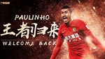 Paulinho yeniden Çin yolunu tuttu