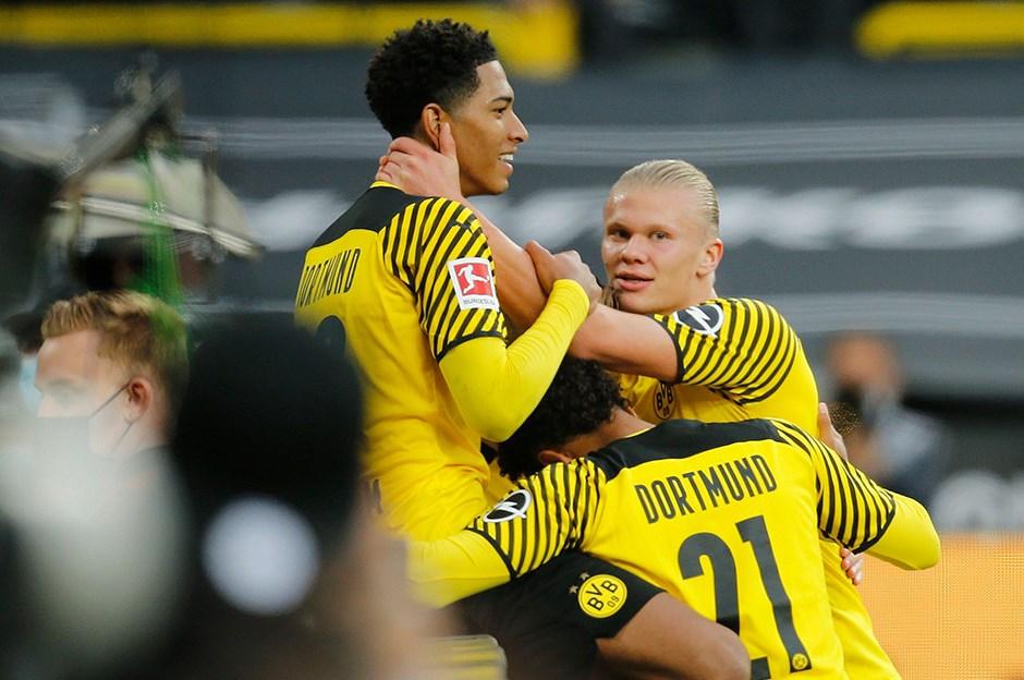 Borussia Dortmund: 4 - Union Berlin: 0   Maç sonucu   NTVSpor.net