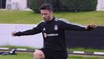 Beşiktaş'ta antrenmanlar yeniden başladı